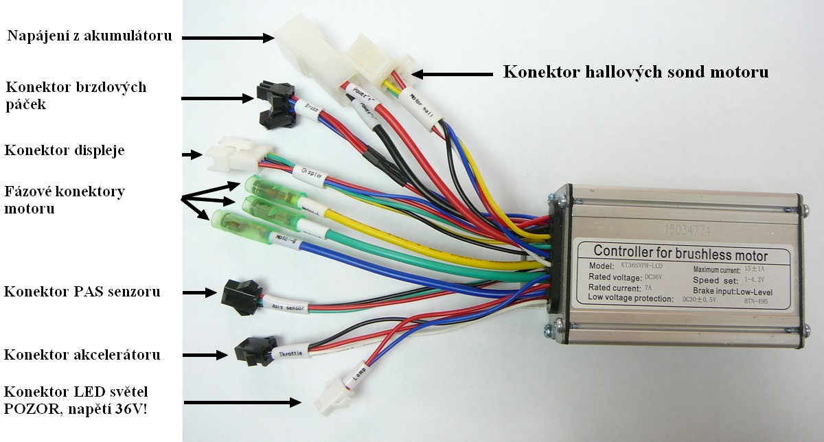 Konverzní kit 250W - BASE