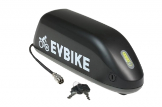 Repase downtube EV-BIKE 48V Li-ion